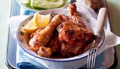 Peri-peri chicken portions. #Recipe.  Spicy stuff! This dish can also be oven roasted.