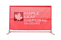 Fencing - Maple leaf Disposal