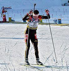 Olympiasieger Sven Fischer - Turin 2006
