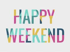 Here are 100 happy weekend quotes and sayings to help you celebrate the weekend. Friday, Saturday and Sunday are the best days to relax and have fun and they make up the weekend. Happy Weekend Quotes, Weekend Vibes, Happy Quotes, Nice Quotes, Long Weekend Quotes, Weekend Gif, Happy Weekend Images, Emo Quotes, Girls Weekend