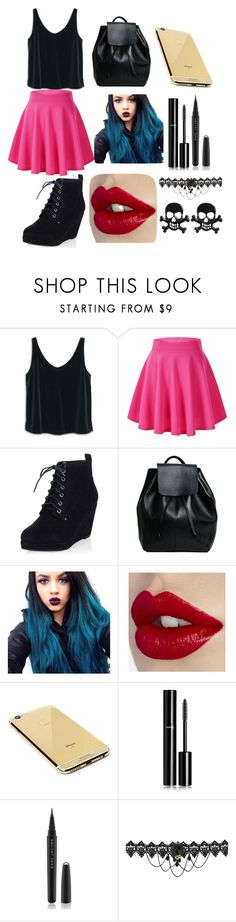 """Untitled #209"" by clarabalmaseda ❤ liked on Polyvore featuring MANGO, Goldgenie, Chanel, Marc Jacobs, women's clothing, women, female, woman, misses and juniors"