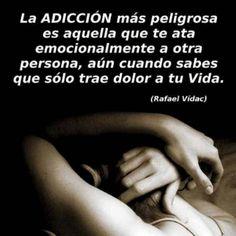 La adicción emocional...*