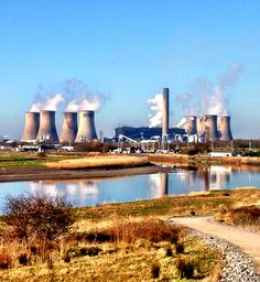 Fiddlers ferry power station. Warrington Cheshire, Back In Time, Play Houses, Marina Bay Sands, Past, Scenery, Photographs, Building, Travel