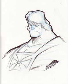 he-man sketched sdcc 2016 - Google Search