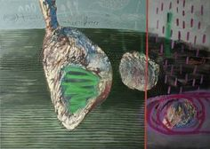 "Saatchi Art Artist Maia S Oprea; Painting, ""BRUIT"" #art"