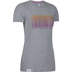 Wiggle | parkrun Women's Barcode Graphic Tee | Running Short Sleeve Tops, £8.99 plus delivery