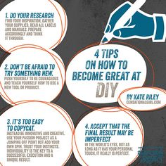 4 Tips on How to Become Great at DIY. Do you have a DIY-inspired