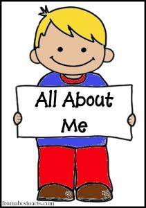 Our topic this term is 'All About Me'