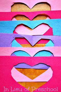 Cutting Hearts: Montessori-inspired tracing and scissor practice