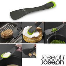 Joseph Joseph Unitool 5-in-1 utensil Grey RRP $18.95 Christmas Gift