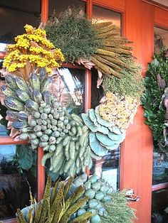 """Living It At Home: """"Don't Skip"""" Thanksgiving Wreaths"""