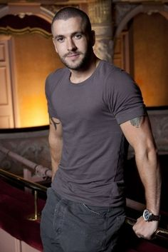 Shayne Ward - Love this cute addition to Corrie St