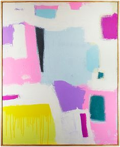 """Winter's Midday 1 by Jenny Prinn 24""""x30"""" Available at Serena and Lily (serenaandlily.com) jennyprinn.com"""