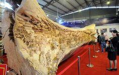 A maior escultura esculpida em madeira do mundo (5)
