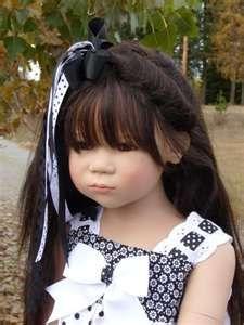 Tamlyn 2007 Annette Himstedt, Vinyl Dolls, Porcelain Doll, Sculpting, Cupcake, Daughter, Big, Children, Model