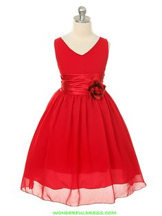 Possible choice for flower girl dresses...in a beautiful shade of purple