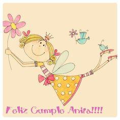 FELIZ CUMPLE ANITA!!!!