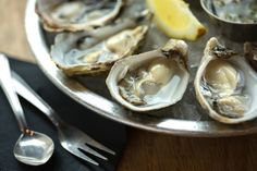 You can't beat $1.25 for oysters at EMC Seafood and Raw Bar located in Koreatown.