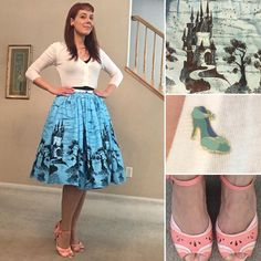 "73 Likes, 2 Comments - Jennifer Rose (@jenrose133) on Instagram: ""Day 30 of #alldressapril Today is the last day!! I made it lol I felt like my castle skirt was…"""