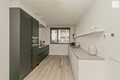 Parallel Kitchen Design, Modern Kitchen Design, Modern Design, Interior, Inspiration, Home Decor, Kitchens, Biblical Inspiration, Decoration Home