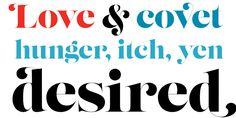 Lust - Webfont & Desktop font « MyFonts