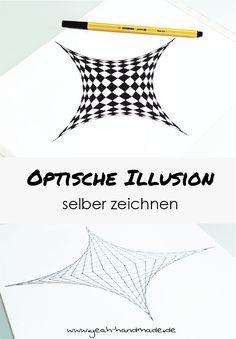 129 Besten Optische Täuschung Illusion Bilder Auf Pinterest