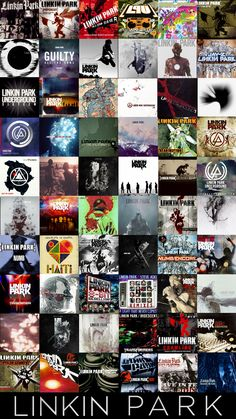 Linkin Park Album Art