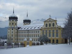 Zisterzienser Stift Stams Salzburg, Vienna, Austria, Taj Mahal, Buildings, Architecture, Travel, Arquitetura, Viajes
