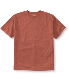 Carefree Unshrinkable Tee, Traditional Fit