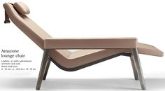 Hermes amazone lounge chair
