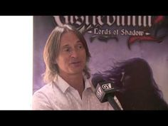 ▶ Castlevania: Lords of Shadow 2 : Robert Carlyle Interview - YouTube