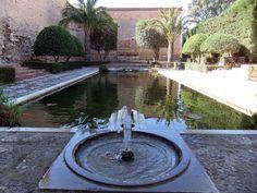 Alcazaba Almería - Casa del Alcaide gardens © Robert Bovington March 2015 http://bobbovington.blogspot.com.es/2012/02/alcazaba-almeria-article-by-robert.html