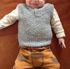 Strikket Babyvest Men Sweater, Turtle Neck, Sweaters, Fashion, Sweater Vests, Bebe, Moda, Sweater, Pullover