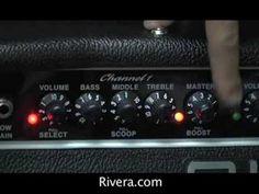Rivera Fandango features & EQ demo - YouTube