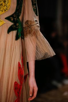 Valentino Spring 2016 Couture Accessories Photos - Vogue