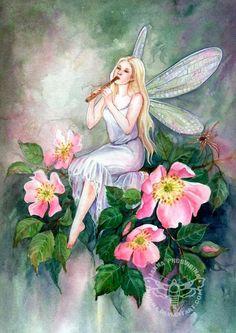 .la fée musical qui te donne l'envie de reve ou te donne des émotions d'amour