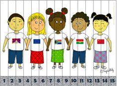 Nombres 1-15 puzzles _(LaCatalane)