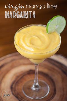 Virgin Mango Lime Ma