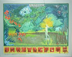 Gerald Shepherd: Mysterious Landscape - Investigation 2