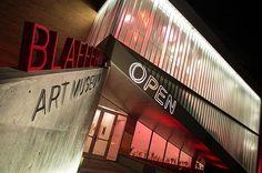 Blaffer Art Museum - University of Houston