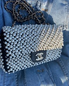 Our Factory offer best Designer HIGH quality replica handbags in cheaper price! Luxury Bags, Luxury Handbags, Purses And Handbags, Chanel Pearls, Coco Chanel, Fake Designer Bags, Latest Bags, Fashion Images, Burberry