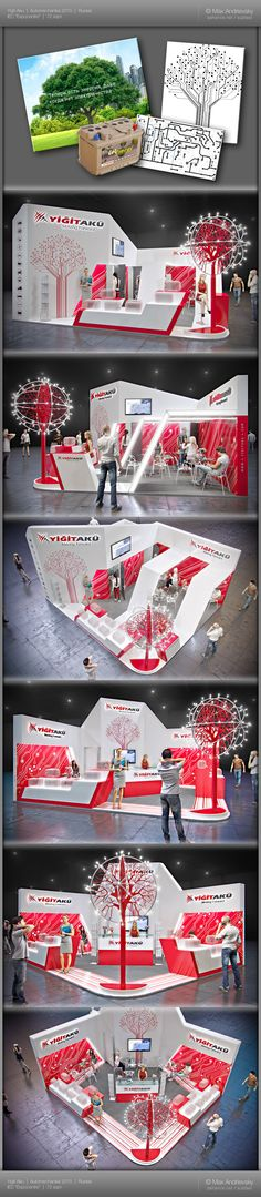 Yigit Aku / Automechanika 2015 / Russia on Behance