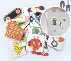 Magnetic Robot Creation Game with Moving Parts Create Your Own Robot, Gender Neutral Toys, Robot Images, Steam Toys, Robot Parts, Interactive Board, Steam Activities, You Lost Me, Board Games