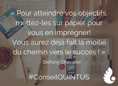 #ConseilQUINTUS n°12