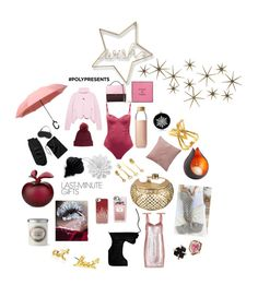 """""""Pink wishes"""" by emmetu on Polyvore featuring Antonio Berardi, Melissa Joy Manning, Givenchy, Global Views, Valentino, Karl Donoghue, Kate Spade, Casetify, Fleur du Mal and Seletti"""