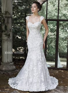 Sottero and Midgley Maggie Bridal by Maggie Sottero CS5MN696-Keslynn $326.99 from http://www.www.empopgown.com   #midgley #wedding #maggie #mywedding #by #sottero #weddingdress #bridalgown #bridal #and