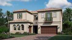 3144 Players View Circle (Fitzgerald), Longwood, FL in The Reserve At Alaqua by Calatlantic Homes | New Home Source Professional