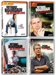 Anthony Bourdain maailmalla (TV Series 2005 – 2012)
