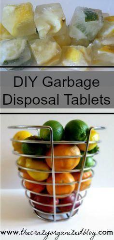 DIY Garbage Disposal