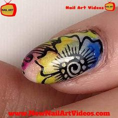 New Nail Art 2018 | I am regularly updated and upload new pictures and videos on my website so visit there also.  #Nailart #NailArtVideos #Nailvideos #NailArtTutorial #Nails #Nailartdesigns #Nailartcompilation #Nail #Newspapernails #Nailpolish #Nailscare #Marblenails, #Beauty #Fashion #Girlynails #Nailartideas #cutepolish #nailogical #nailex #simplynailogical #diyfakenail #chromenails #nail2018 #nailart2018